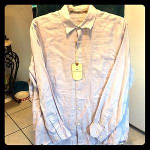 NWTs Tommy Bahama Dress Shirt